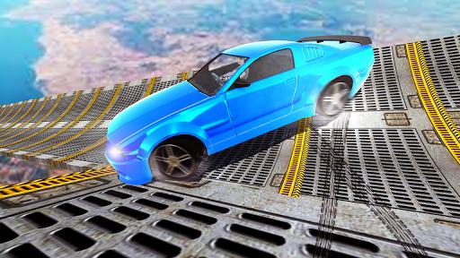 Car Stunt Racing On Impossible Track 1.0 screenshots 3