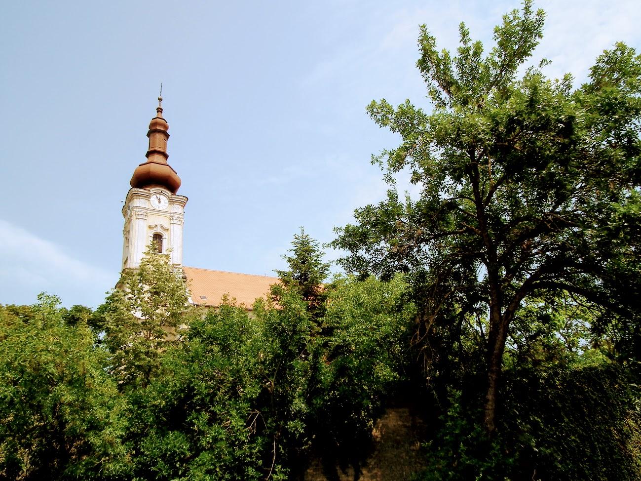 Tamási - Nagyboldogasszony rk. templom