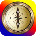 Digital Smart Compass 2: Directions Map icon
