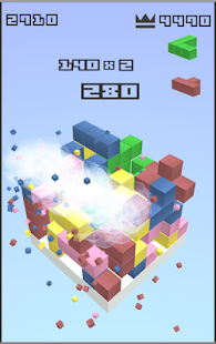7x7x7 - 3D block puzzle game- screenshot thumbnail