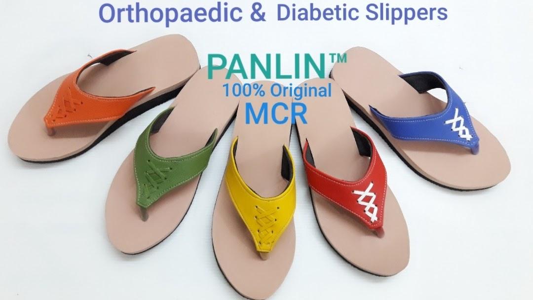 35da78a5b288 Panlin Footwear (MCP   MCR Footwear Diabetic Orthopaedic Gel  A ...