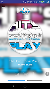 Hits Play- screenshot thumbnail