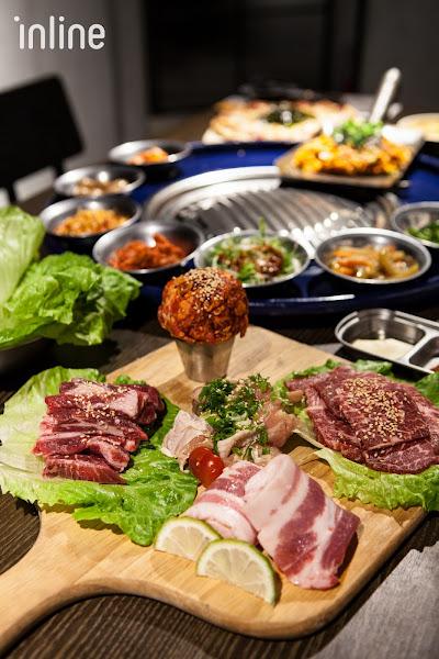 笨豬跳BUNGY JUMP。韓式烤肉—好吃到讓人奮不顧身的跳下肥胖深淵