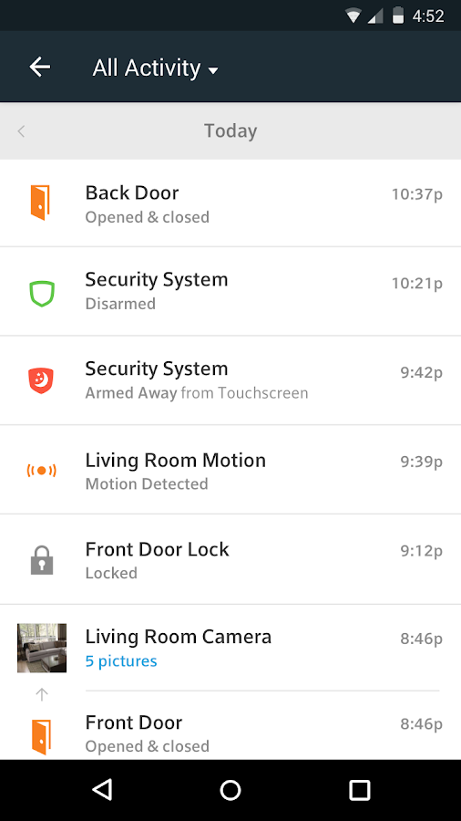 Xfinity Home Android Apps On Google Play