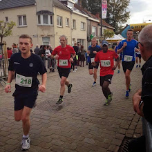 Photo: 26/10/2014 - Borreltjesloop Kuringen