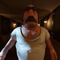 Virtual Scary Neighbor Game icon