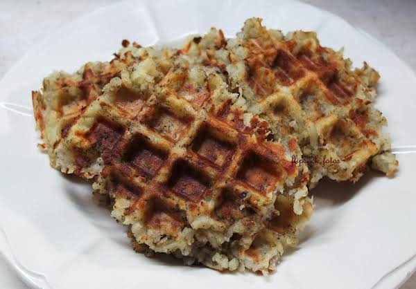 Waffle Maker Hash Browns From Scratch Recipe