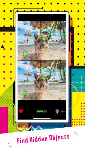 Find Hidden screenshot 1
