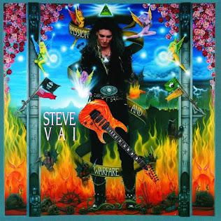Steve Vai San Javier 2016