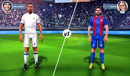 FreeKick PvP Football 1.2.1 gameplay | by HackJr.Pw 11
