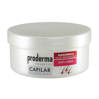 mascarilla capilar proderma technique anticaida 250ml