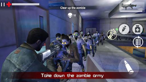 Death City : Zombie Invasion captures d'u00e9cran 1