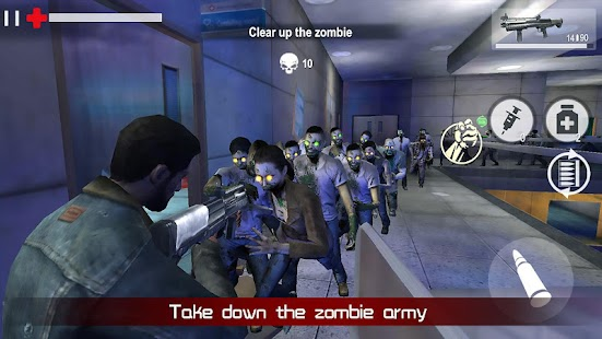 Death City : Zombie Invasion Screenshot