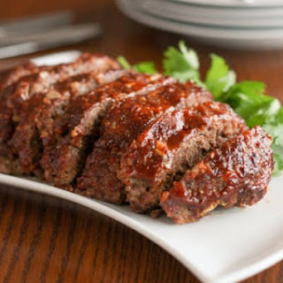 Gluten Free Slow Cooker Meatloaf.