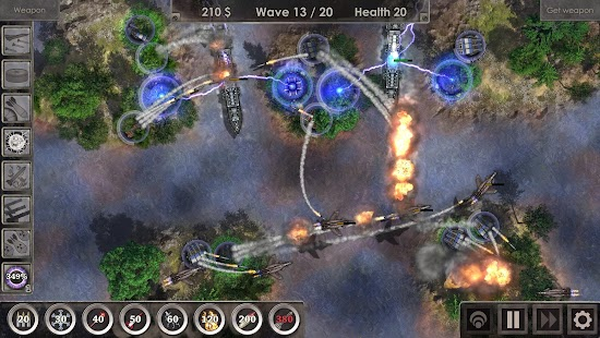 Defense Zone 3 HD- screenshot thumbnail