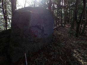 190番に大岩