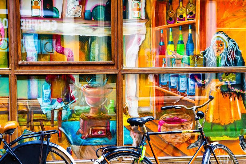 Window, Den Haag di davide fantasia