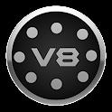 V8sound.com icon