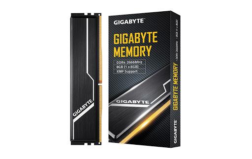 Bộ nhớ Ram Gigabyte 8GB DDR4-2666 (GP-GR26C16S8K1HU408 G_DDR2666)-4