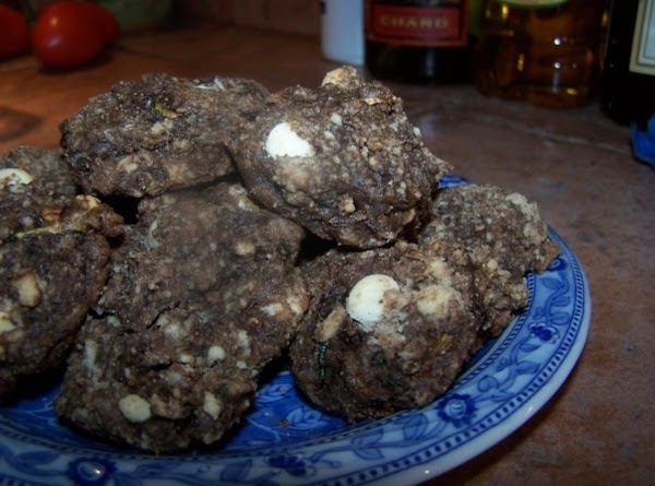 Chocolate Zucchini Cookies Recipe