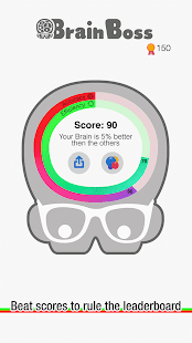 Brain Boss : A Brain Puzzler- screenshot thumbnail