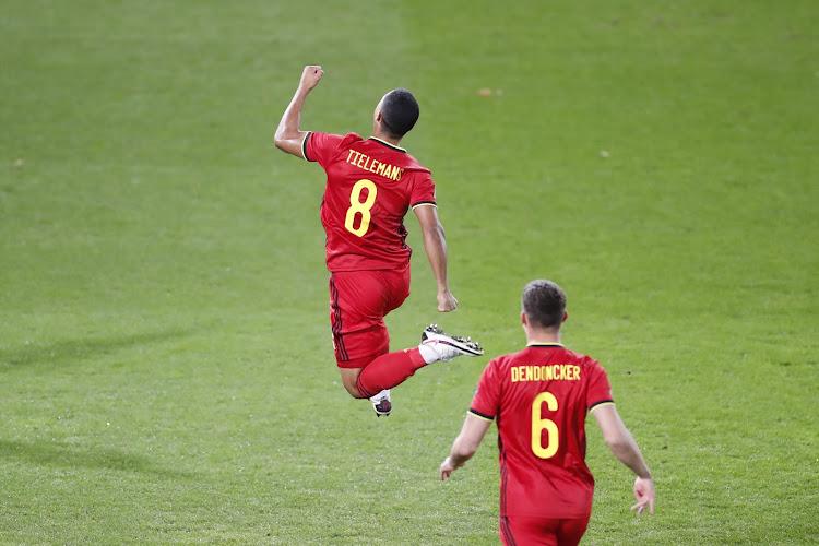 La Belgique s'envole vers le Final 4 !