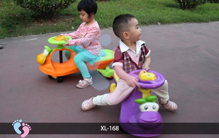 Xe lắc cho bé Broller XL-168 5