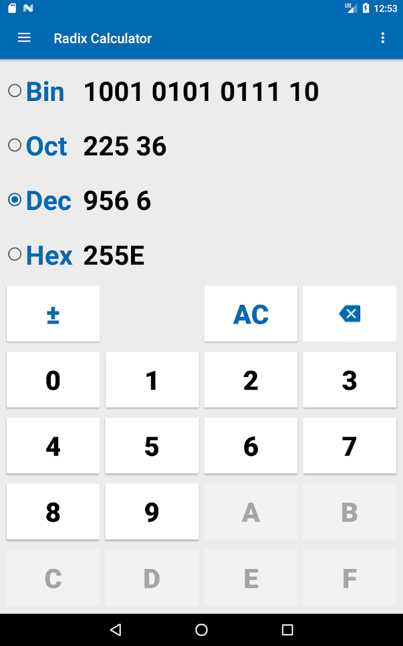 NT Calculator - Extensive Calculator Pro Screenshot 14
