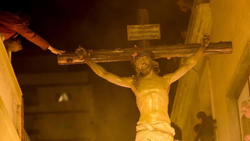 El Cristo del Perdón, por Juan Sánchez.
