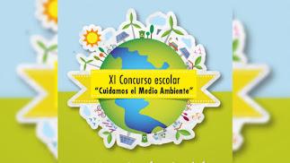 """XI Edición del concurso escolar """"Cuidamos el Medio Ambiente"""""""