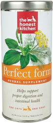 The Honest Kitchen Perfect Form Herbal Supplement - 5.5oz