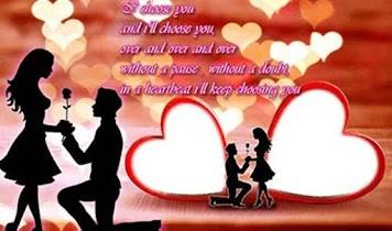 Love Romantic Photo Frame - screenshot thumbnail 09