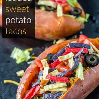 Loaded Sweet Potato Tacos