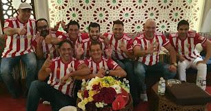 Turki-Al-Sheikh sigue disfrutando en palacio del Almería.