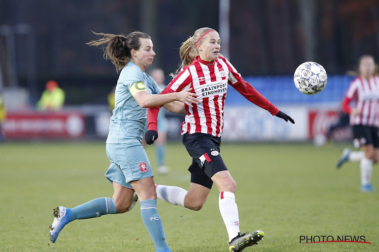 PSV zet enorme stap richting professionalisering vrouwenvoetbal