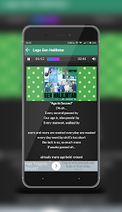 Gen Halilintar Music + Lirik screenshot