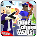 Guide For Dude Theft Wars 2k20 icon
