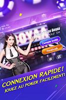 Screenshot of Boyaa Texas Français