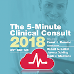 5 Minute Clinical Consult 2018 - #1 for 25 years 2.6