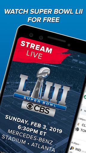 CBS Sports App - Scores, News, Stats & Watch Live 9.9.1 screenshots 1