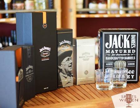 Limited edition Jack Daniels L