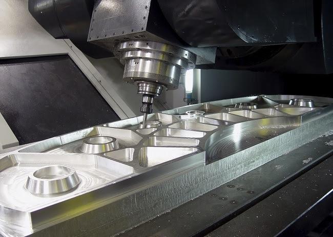 EDGECAM Milling — фрезерная обработка