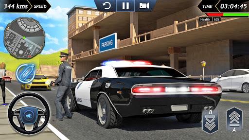 Crime City - Police Car Simulator 1.6 screenshots 3
