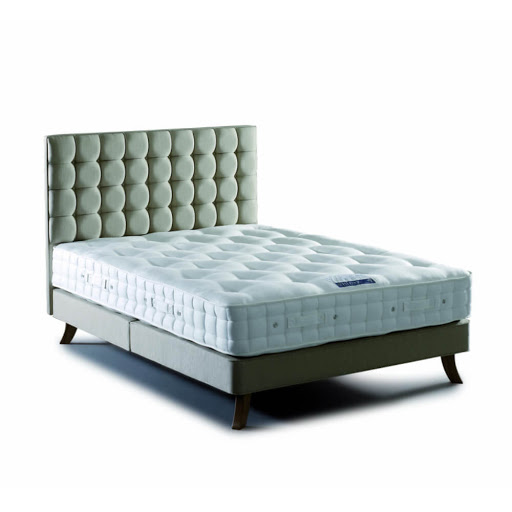 Hypnos Orthos Cashmere Bed on Legs