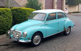 DKW Auto Union 1000s Rent Gauteng