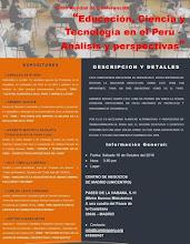 """Photo: REIP-España. - Participando en eventos peruanos, analizando Informes sectoriales y aportando nuestros análisis y perspectivas sobre """"Educación, Ciencias y Tecnologías en el Perú"""", 16 Octubre 2010. Madrid."""