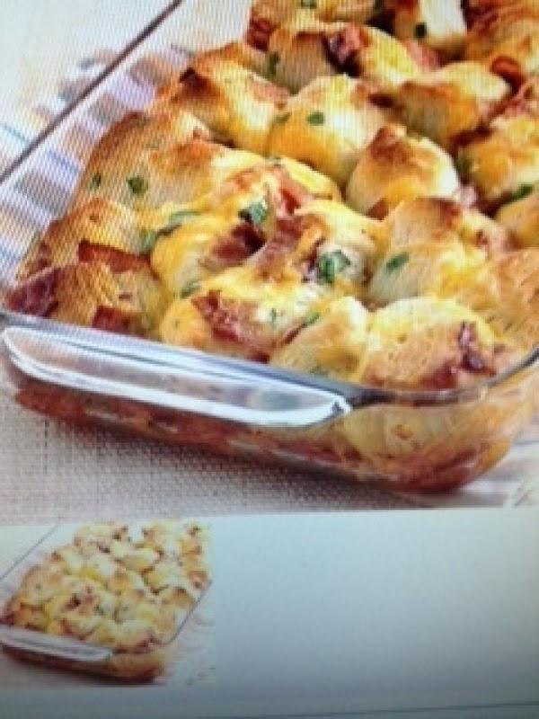Bacon-cheese Pull-aparts Recipe