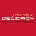 Delicacy, Frazer Town, Bangalore logo