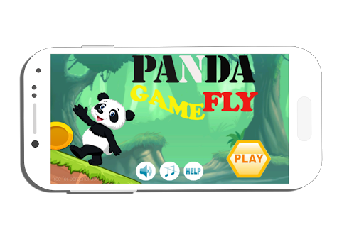 Panda Game Fly