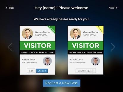 m-Pass Kiosk - náhled
